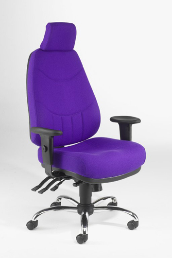 Mercury MH1 fabric 24/7 Office Chair